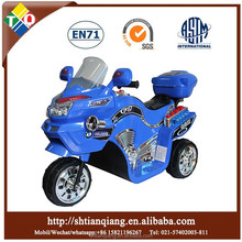 Newest Battery Bike for Kids with Alarm Sound Working Lights