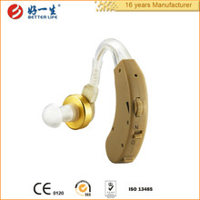 Rechargeable Digital Programable Behind-The-Ear hearing aids