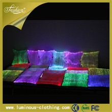 luminous wholesale cushion cover for outdoor patio furniture