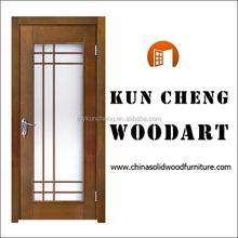 Garage door prices//Solid wooden timber entrance door leaf/home interior design