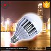 2015 Hot Sale CE ROHS Energy Saving Aluminum Bulb Lights motion sensor led bulb