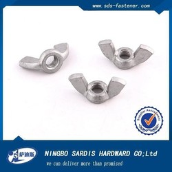 China manufacturing machines factory direct sales for valve wing nut