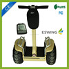 Adult kick scooter big wheel 2-wheel electric scooter folding for salel
