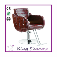 2015 new styleelectric styling chair / durable crystal styling chair / hair cutting chairs price guangdong china