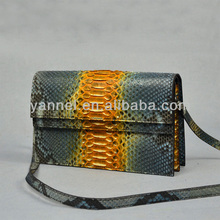 Python lady cross body bag_python handbags_python snake purse