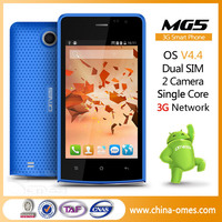 Wholesale New 4'' Moviles Android Brand Handphone