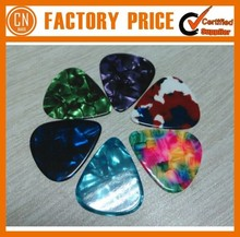Promotional Colorful Blank Guitar Picks