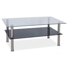 stainless steel coffee table modern classical living room furniture