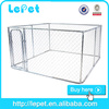 wholesale large outdoor pet cages for dog/cage for dogs/cheap chain link dog kennels