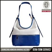 HX12586 classic style hobo bag good quality wholesale leather handbag