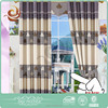 Latest designs Home use Luxury blackout curtains and valances