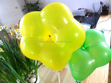 flower inflatable party latex balloons OEM