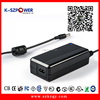 2015 k-57 led switching power supply ac dc adapter 220v to 12v 6a 24v 3a 72w with CE UL