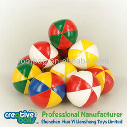 colorful promotional juggling ball