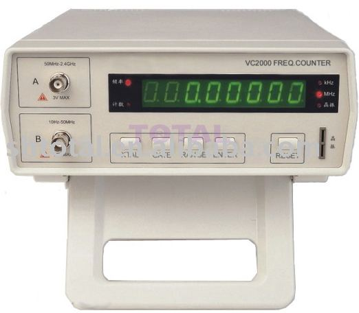 Photo Eye Frequency Counter : Frequency counter buy intelligent