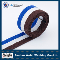 Cloth Accessories Jaquard Webbing Strap For Garments With High Quality