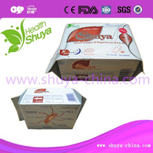 Feminine comfort disposable santiary napkins high quality factory