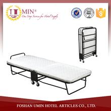 Hotel Spring-Mattress Rollaway Bed