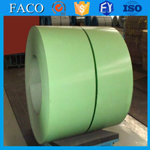 ppgi coil ! color coated sheet ppgi sheet for arched roof without beam in stock