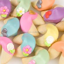 Custom Rainbow Wedding Fortune Cookies