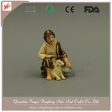 Polyresin Angel Wholesale For Home Decoration Roman Statue