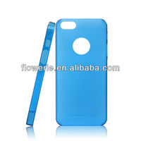 FL040 new unique design multi-color matte super thin factory mobilephone case for iphone 4G 4GS iphone 5,5G