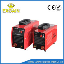 EXGAIN portable arc welder, IGBT dc weldering equipment