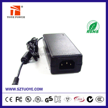 72w adapter 12v 6A switch mode power supply for speakers with CE UL KC ROHS PSE CSA SAA