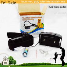 Unique Design Battery Anti Bark Collar for Dog Training
