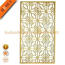 Finnland laser cut metal screens for hotels decoration YY-C588