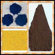 metal iron oxide pigment coating powder pigment