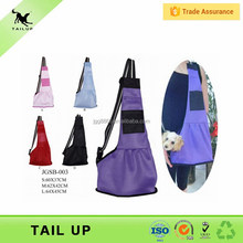 Pet Carrier Airline Mesh Breathable Reversible Pet Sling Carrier