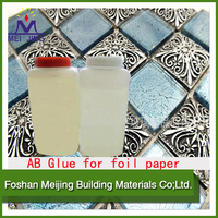 good adhesive best quality super glue for foil mosaic