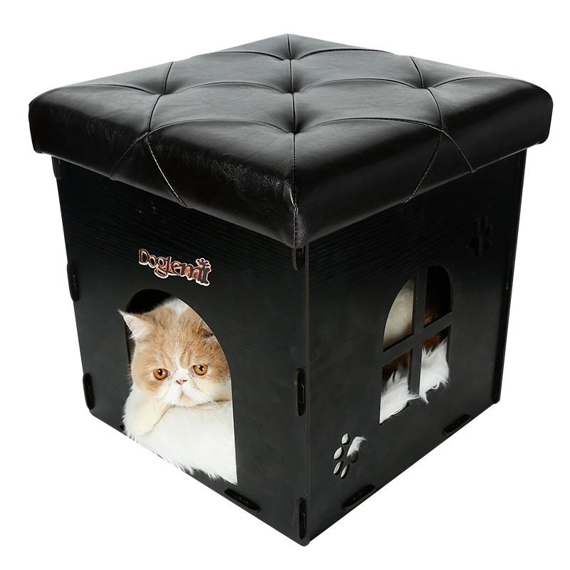 2016 새로운 디자인 기능 애완 동물 고양이 집 의자 자연 나무 ...