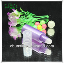 wholesale china PET 10ml empty custom roll on recycled pet bottles in bales