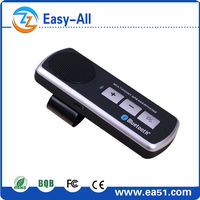 High quality Car bluetooth speakerphone + Charger Car Kit support MP3 for smart Phone HF-610