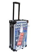 Latest Typle Aluminum Tool Trolley Case with Cus tom EVA Foam