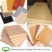 okoume/oak/pine veneered laminated plywood