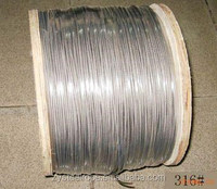 Industry,manufacturing,foods,tooling,construction,decoration,etc Application and ISO BV Certification galvanized steel wire rope