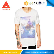 china short sleeve OEM service design your own 95 cotton /5 elastane t-shirt---7 years alibaba experience