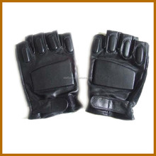 fingerless leather gloves for women