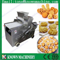 stainless steel cookie making machine/dessert making machine