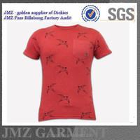mens fashion custom dry fit printing tshirts
