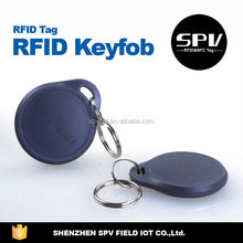 High Quality Portable Mini Keychain RFID Alarm Keyfob for Security and Protection