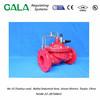 water type pressure reducing valve pressure relief valve