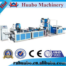 Hot sell full automatic non woven shopping bag making machine
