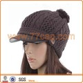 el diseño de su propio damas deinvierno sombrero de lana a granel