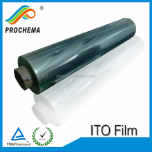 best factory 1220mm width ROHS approved ito pet film
