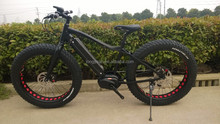 Electric Fat bike/ fat electric bike middle drive