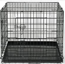 folding metal pet cage dog cage